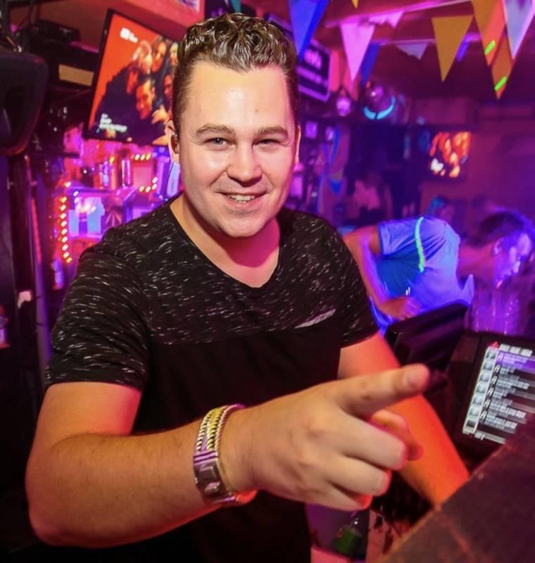 Feest DJ Hardy